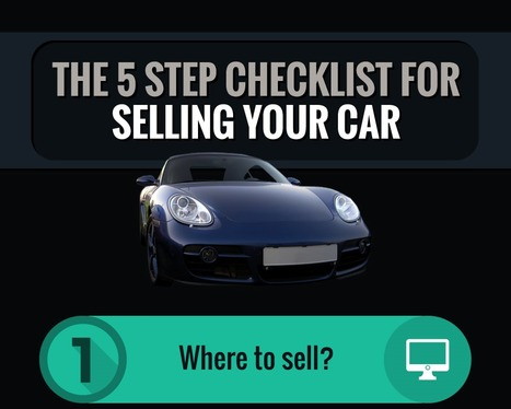 'How To Sell My Car' - a complete guide to selling your car | Car Conversations | Scoop.it