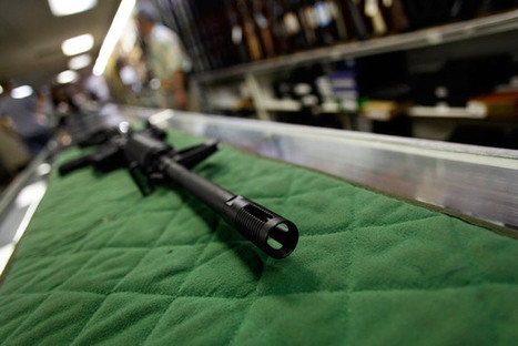 The Best Reporting on Guns in America | Read all about it | Scoop.it