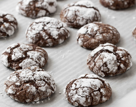Mexican Chocolate Cookies Recipe, Gluten-Free & Dairy-Free - My... | Chocolate Recipes & Finds | Scoop.it