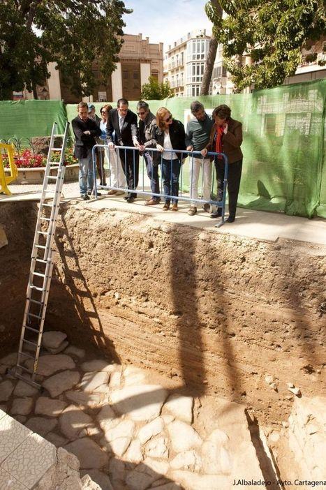 Localizados posibles restos de la toma de Cartagena por los romanos   Roma Antigua   Scoop.it