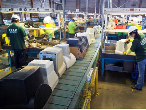 Staples brings responsible e-waste recycling across the U.S. | Green Business | Scoop.it