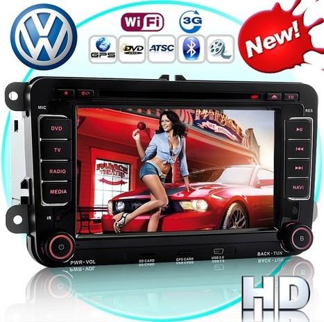 "Lecteur DVD de voiture pour Volkswagen - Route Empereur - 2-DIN, Internet 3G, WIFI, GPS, ATSC | GOOPHONE IP5 1GHZ ANDROID 4.0 HD ECRAN TACTILE 4.0"" UMTS | Scoop.it"