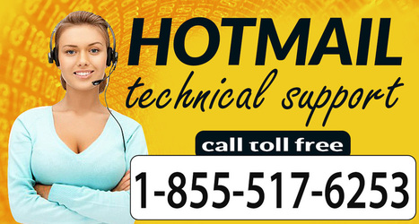 Hotmail technical support | james charlee | Scoop.it