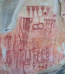 Des centaines de peintures préhistoriques découvertes | histoire | Scoop.it