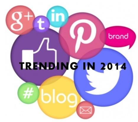 2014 Social Media Marketing Trends | The #Social #Influence | Scoop.it