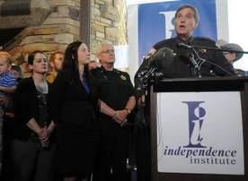 54 county sheriffs file lawsuit to block state gun laws - Greeley Tribune | Current Politics | Scoop.it