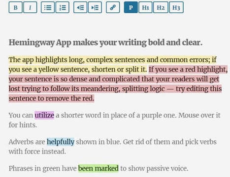 16 Writing Tools for Social Media Marketers  | MarketingHits | Scoop.it