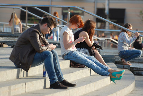 How Smartphones Revolutionized Society in Less than a Decade | iPhoneography-Today | Scoop.it