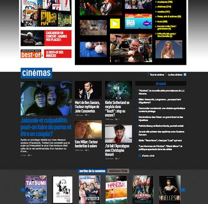 L'actu media web - Sites d'infos : tout c(o)lonnés ? | Média et société | Scoop.it