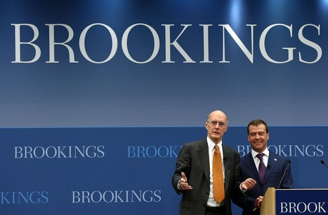 At fast-growing Brookings, donors may have an impact on research agenda | Upsetment | Scoop.it