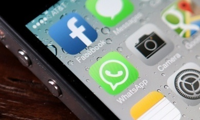 Why is WhatsApp Worth $19bn to Facebook? | Data in Social Media | Scoop.it