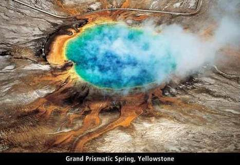 The Yellowstone-Teton Epicenter | 8th Grade Earth Science | Scoop.it