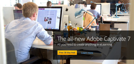 Adobe Captivate 7   eLearning   Scoop.it