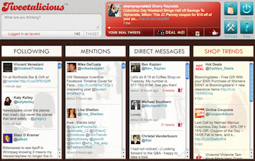 A Twitter Client for Budget Shoppers | Social media news | Scoop.it