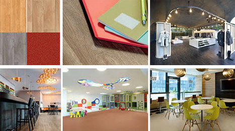 Nouvelle collection de revêtements de sols en vinyle Itec d'IVC Group | Habitat extérieur | Scoop.it