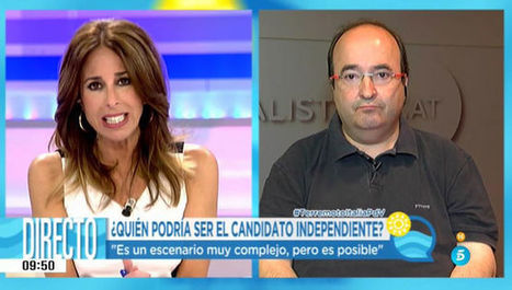 La entrevista íntegra a Miquel Iceta, telecinco.es | Diari de Miquel Iceta | Scoop.it