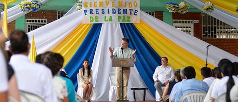 Santos en 2016: entre la paz, la economía y la política | Actualidad colombiana | Scoop.it