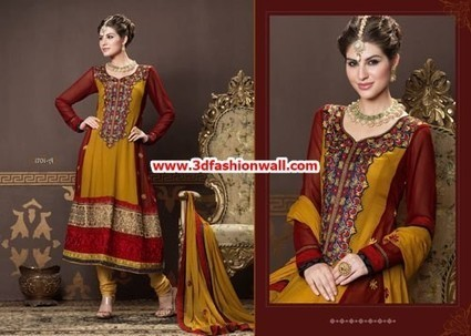 Classy Clothes For Women Collection 2013 By Asianz Attire | Pakistani dresses | Scoop.it