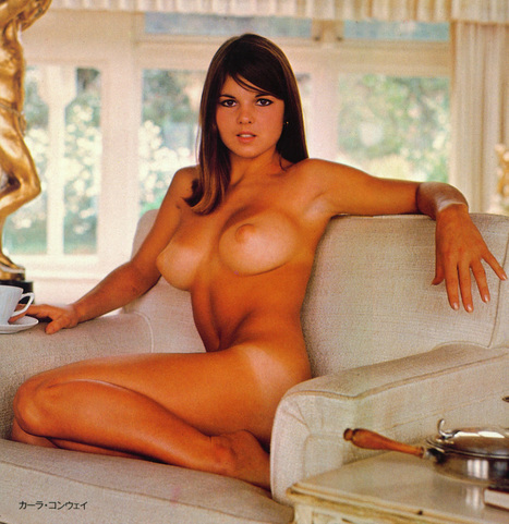 classicnudes:<br/><br/><br/><br/>Karla Conway, PMOM - April 1966,<br/><br/>featured in... | Busty Boobs Babes | Scoop.it
