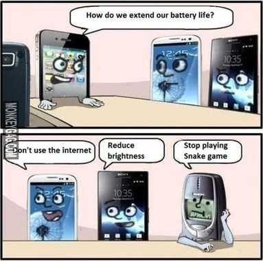 Nokia Dropped On Floor Goodbye, Earth! | Funny Images | Scoop.it