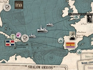 "Ina.fr -""Shalom Amigos"", 