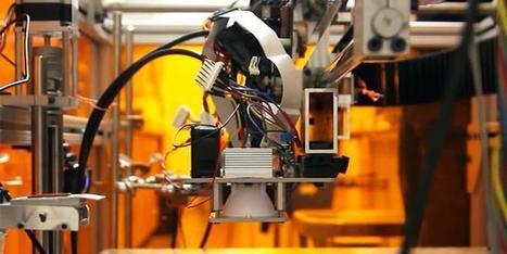 L'imprimante 3D qui crée 10 matériaux en même temps ! | Innovation sociale | Scoop.it