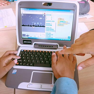 Utiliser Scratch avec une classe | Gazette du numérique | Scoop.it