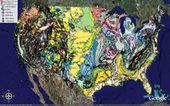 Geology of the US on Google Earth | Conformable Contacts | Scoop.it