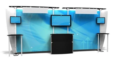 Trade Show Displays | Mega Digital Imaging | Scoop.it