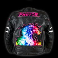 Motorcyle Night gear- Jackets | Bike Light up Jacket Materials Ideal one for Guaranteeing Security Levels! | Scoop.it
