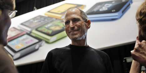 Before He Died, Steve Jobs Told Top Executives Apple Would Not Be Making A TV | cross pond high tech | Scoop.it