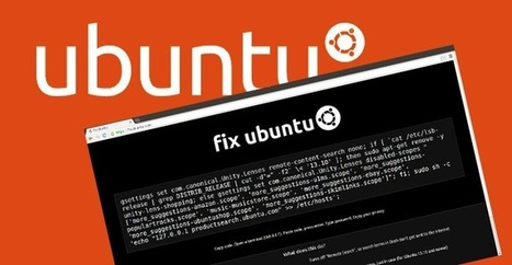 Canonical (Ubuntu) utilise sa marque contre un site critique | Open Models | Scoop.it