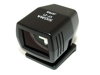 Sigma VF21 Viewfinder for DP2 | Sigma DP2 Merrill | Scoop.it