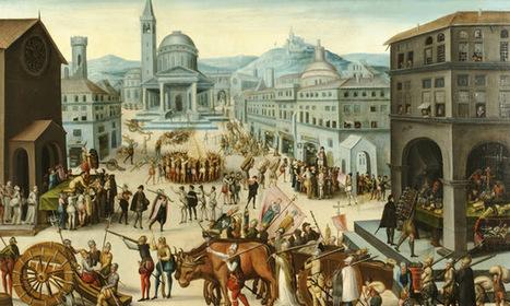 Histoire du livre: Les bibliothèques: appropriations et destructions ... | Bibliophilie et amour des livres | Scoop.it