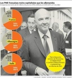 Bercy réforme le PEA pour aider les PME à grandir, Actualités - Les Echos Entrepreneur   Les Echos Entrepreneurs   Scoop.it