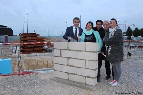 Cormeilles-en-Parisis École des arts, une première pierre à l'édifice | Aménagement et urbanisme en Val-d'Oise | Scoop.it