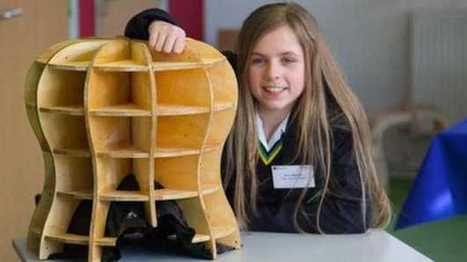 How 3D printing is changing the shape of lessons | Innovation, Knowledge and Skills in a Global Context | Scoop.it