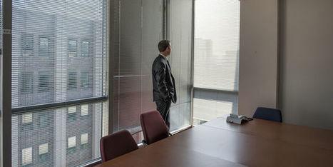 Petits patrons, grosses déprimes | Les souffrances ... dans l'activité professionnelle. | Scoop.it