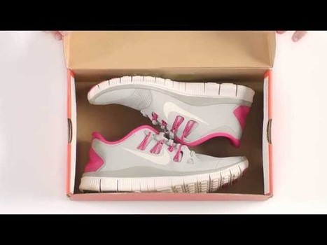Nike's Free 5.0 Are So Flexible They Can Fit In Extra Tiny Shoeboxes | MOVIES VIDEOS & PICS | Scoop.it