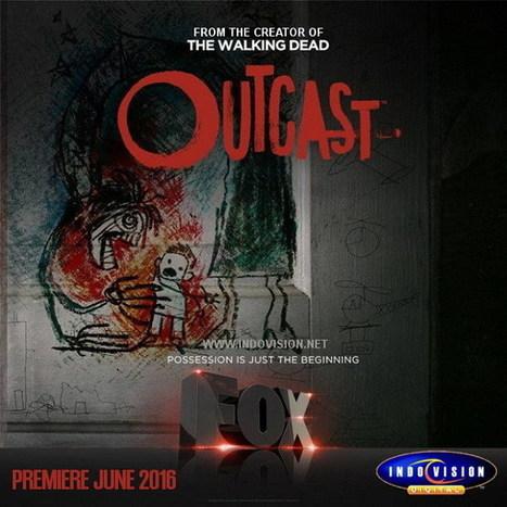 Serial TV Outcast, Global Premiere Horror Terbaru Di Fox Channel! | Indovision Digital Television | Scoop.it