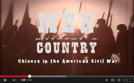 CHINESE IN THE U.S. CIVIL WAR   Chinese American history   Scoop.it