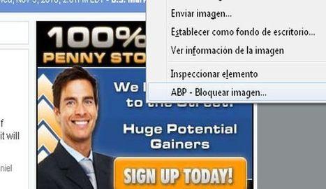 Adblock Plus: bloquea banners, popups y anuncios molestos | Recull diari | Scoop.it
