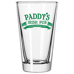 Home & Office : Paddy's Irish Pub Pint Glass | Good Presents for Boyfriends | Scoop.it