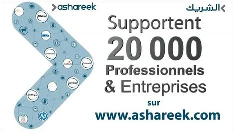 Catalyseur d'opportunités d'affaires en Tunisie | Ashareek.com | Actualités | Scoop.it