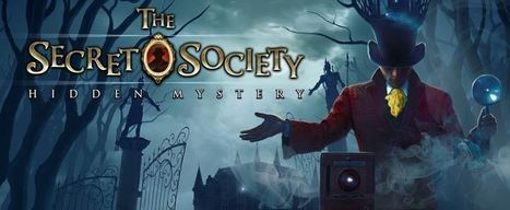 The Secret Society - Hidden Mystery Game for PC and Mac Computers – Free Download - Techpanorma.com | Apps For PC(windows) - Mac and iPad | Scoop.it