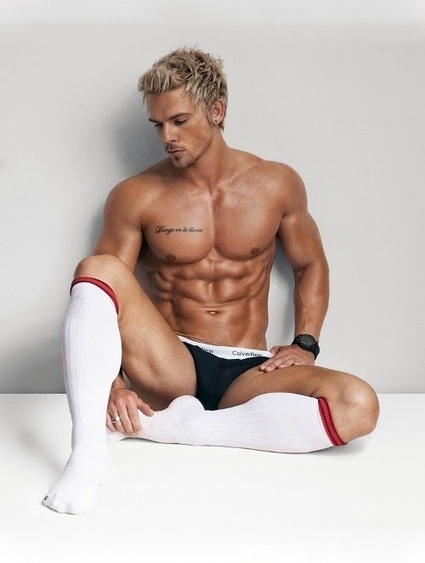 Modelli in mutande: Joss Edward Mooney - JHP by Jimi Paradise™ | FASHION & LIFESTYLE! | Scoop.it