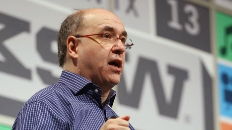Cambrian Explosion of Technology: Stephen Wolfram Wants To Inject Computation Everywhere | Amazing Science | Scoop.it