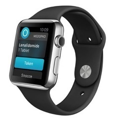 London hospital pilots Apple Watch for chemo patients | Revolution in HealthCare | Scoop.it