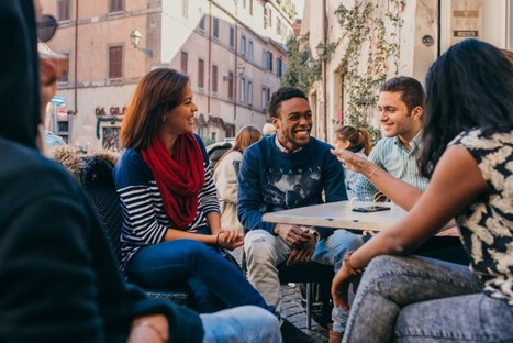 3 Reasons You'll Have More Fun When You Study Abroad in Italy   John Cabot University Blog   Study Abroad in Italy   Scoop.it