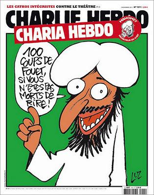 Charlie Hebdo Magazine in Paris Is Firebombed | Epic pics | Scoop.it
